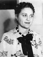 Hilda Pertha (circa 1947). Photo: Winfield Fine Art.