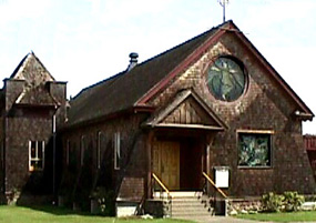 Saint Michael's and All Angels Church
