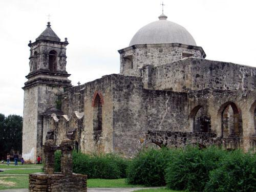 Mission San Jose, San Antonio Texas.